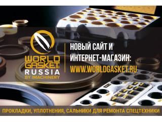 Запуск проекта World Gasket Russia!